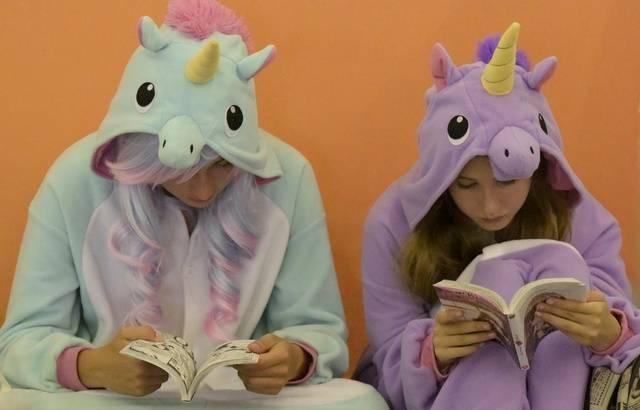 lecteurs de mangas gamins immatures